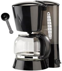 Cafetière 10 tasses 680 W ''KF-115'' avec filtre permanent