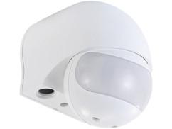 Détecteur de mouvement pour caméra et lumière orientable 180