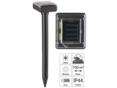 Dispositif anti-taupe solaire 400 Hz