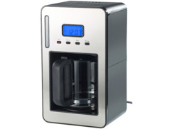 Machine à café programmable ''KF-316'' 1000 W