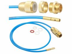 """Nettoyeur haute pression 1 m pour robinet M22 / M24 / 1/2"""""""
