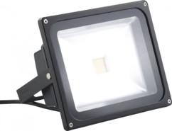 Projecteur LED étanche IP65 - 30 W - Blanc chaud