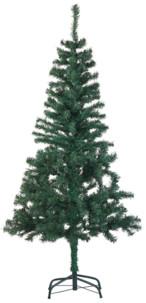 Sapin de Noël artificiel vert 310 branches / 150 cm