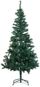 Sapin de Noël artificiel vert 533 branches / 180 cm