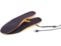 Semelles chauffantes Bluetooth contrôlées par application - 36-38