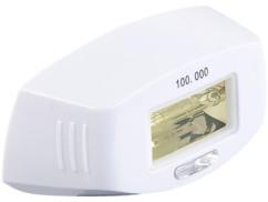 Tête à 100 000 impulsions lumineuses pour épilateur IPL-100.lcd