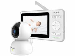 Baby-phone VBP-430 avec écran vidéo couleur.