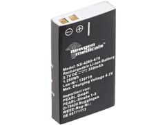 batterie de rechange pour casque TV pour personnes agees newgen medicals nx4265