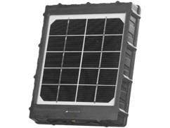 Batterie solaire 5000 mAh IP65 avec support mural PB-55.solar