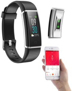 Bracelet fitness avec cardiofréquencemètre FBT-50.HR Pro-V5