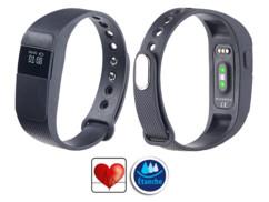 bracelet sport étanche avec notifications push et cardiofrequencemetre newgen medicals