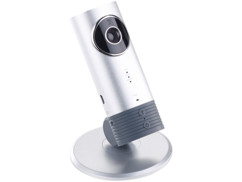 caméra de surveillance intérieure avec connexion wifi 3g gsm et application ios iphone android visortech