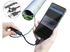Caméra endoscopique USB / Micro USB OTG - 10 m