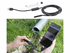 Caméra endoscopique USB / Micro USB OTG - 2 m
