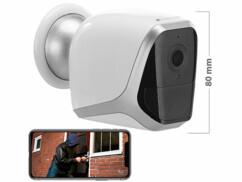 Caméra IP 2K connectée IPC-690