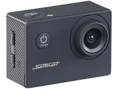 Caméra sport HD DV-1212 V2 avec boîtier étanche jusqu'à 30 m