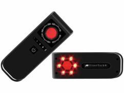 Détecteur de caméra espion sans fil VisorTech.