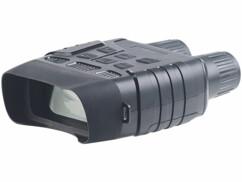 Jumelles de vision nocturne, avec vision nocturne jusqu'à 700m et fonction enregistrement DN-800