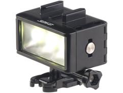 Lampe LED sous-marine 360 lm pour caméra sport FVL-360.uw