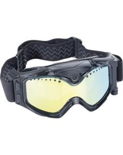 Masque de ski avec caméra HD intégrée