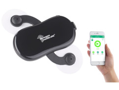 Mini appareil de massage électrique EM-280, bluetooth