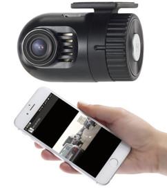 Mini caméra embarquée HD connectée MDV-1600.av