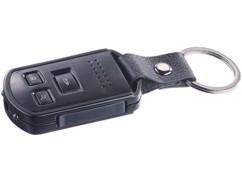 clé de voiture avec caméra furtive intégrée octacam
