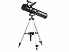 Télescope à réflexion 76 / 700 mm avec trépied réglable