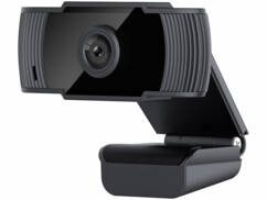 Webcam USB Full HD de la marque Somikon.