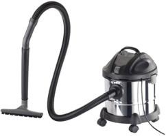 """Aspirateur eau et poussière 1000 W / 15 L Sichler """"BLS-115"""""""