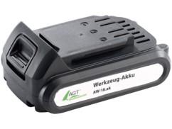 Batterie 18 V / 1300 mAh ''AW-18.ak'' pour gamme AW-18