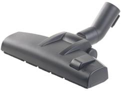 brosse d'aspirateur universelle classique avec col rotatif et aspiration en profondeur