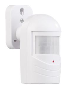 Détecteur de mouvement factice avec LED clignotante