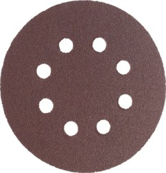 Disques abrasifs pour ponceuse AGT ''AW-480.es''