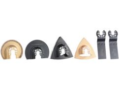 pack accessoires pour découpe poncage pour outils multifonctions AGT