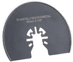 lame de scie circulaire à segment HSS 80 mm pour bois et métal pour outils multifonctions agt et autres marques