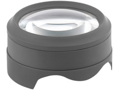 Loupe de table LED grossissement 5x