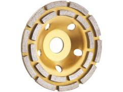 disque a poncer en diamant pour surfaces dures ciment platre pour meuleuse d'angle