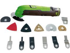 Outil multifonction 10.8 V AGT et 37 accessoires