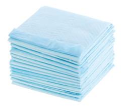 Pack de 14 alèses de propreté 60 x 60 cm pour chiots