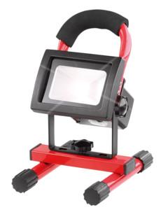 Projecteur de chantier LED étanche sans fil 10 W / 340 lm