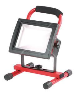 Projecteur de chantier LED étanche sans fil 20 W / 720 lm