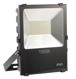 Projecteur LED outdoor 150 W / 10 500 lm - blanc chaud