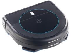 robot aspirateur et nettoyeur pour tous sols avec memorisation des trajets et rechargement automatique sichler pcr8500