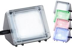 simulateur de présence lumière TV LED 3w avec activation automatique la nuit visortech