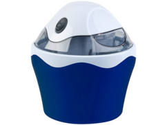 sorbetiere electrique automatique pour glaces cremes glacees sorbets maison facile rosenstein