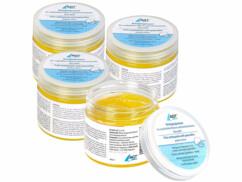 4 pâtes nettoyantes anti-poussière parfum citron