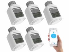 5 thermostats connectés pour chauffage avec fonction bluetooth