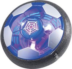 Ballon de football aéroglisseur d'intérieur et 2 buts à ventouse