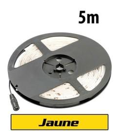 Bande à LED 5 mètres - Jaune